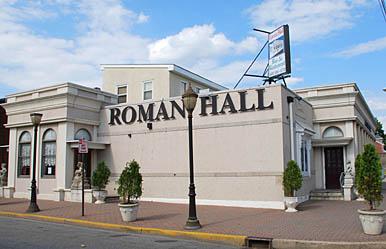 Roman Hall