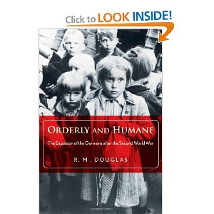 Book cover -- Orderly and Humane