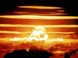 Nuclear war: On everyone's mind in 1963
