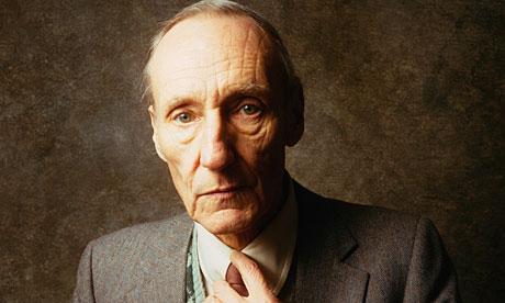 Writer William Burroughs