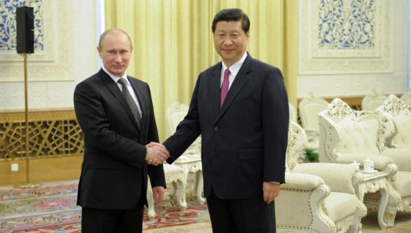 Putin-Xi Jinping
