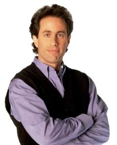 Jerry Seinfeld: Sephardic Jew