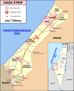 Gaza map2