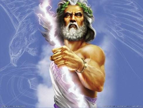zeus-greek-mythology