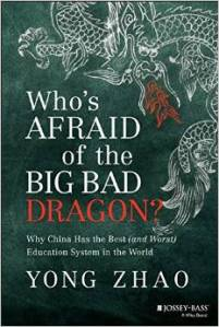 Book-Afraid of the Dragon