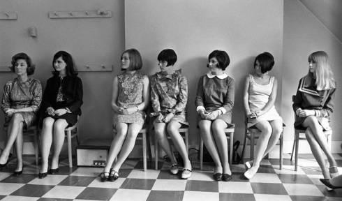 Modesty miniskirt high school