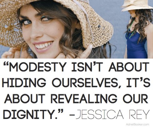 Modesty-quote-dignity