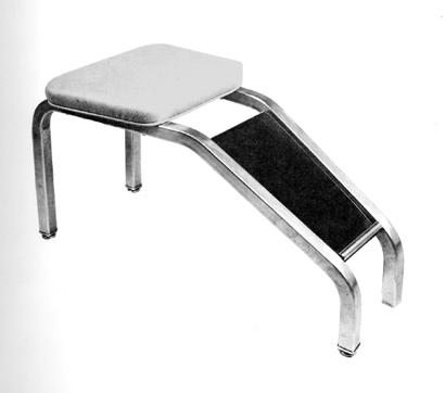 Eatons Shoe Salesman Chair 1970 1