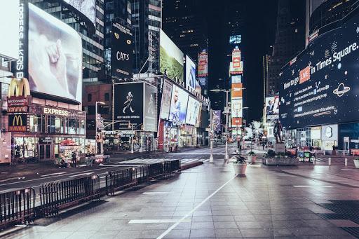 NY-empty-streets