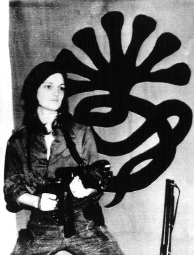 Patricia-Hearst-front-emblem-Symbionese-Liberation-Army